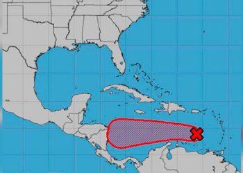 Copeco monitorea posible formación de ciclón en el Caribe