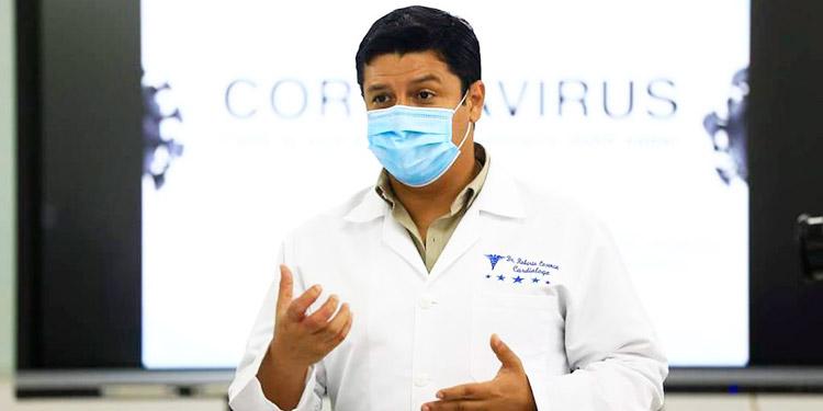 Viceministro de Salud: aún no se pueden confirmar casos de reinfección en Honduras