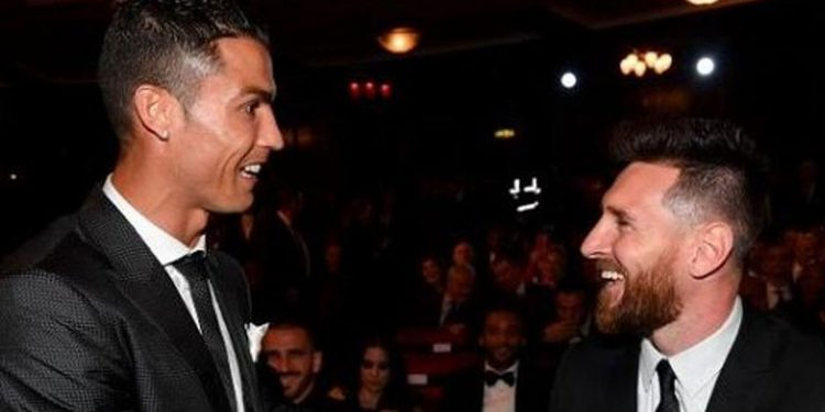 Messi domina a Cristiano Ronaldo en Champions