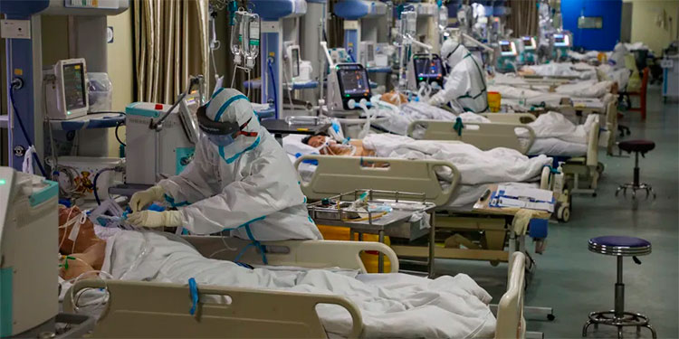 EEUU casi llega a los 8 millones de contagios de Covid-19