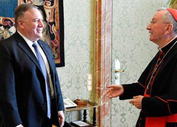 Aumentan tensiones EEUU-Vaticano sobre política hacia China