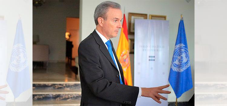 España reitera apoyo a protección de derechos de población LGTBI en Honduras