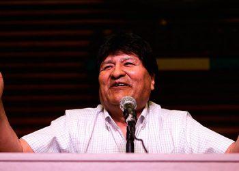 Evo Morales: 'Si pierde Trump, yo festejaré'