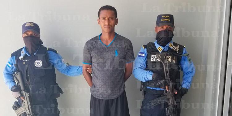 Cae exmilitar acusado de tres delitos en Gracias a Dios