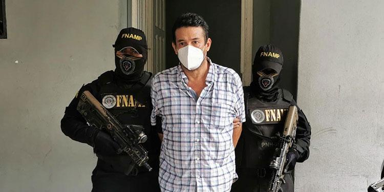CSJ autoriza la extradición de José García Teruel a EEUU