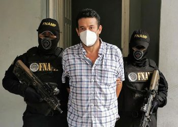 Autorizan extradición del hondureño José García Teruel a EEUU
