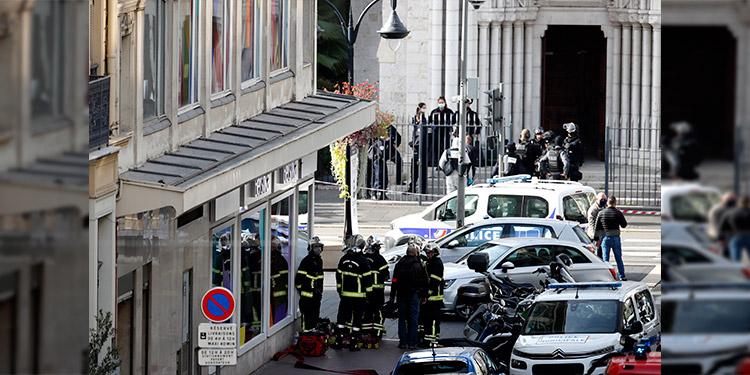 Los franceses corren riesgo 'en todas partes' del mundo, dice canciller