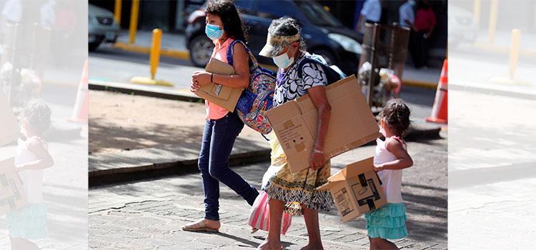 Honduras supera los 2.600 muertos y contagios suman 91.509 por COVID