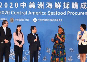 Se organiza que empresas hondureñas de mariscos viajen a Taiwán en promoción de sus excelentes productos participando en la ferias de marisco y alimentos.