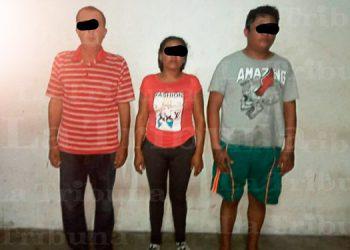 Hondureña miembro de banda criminal es capturada en México