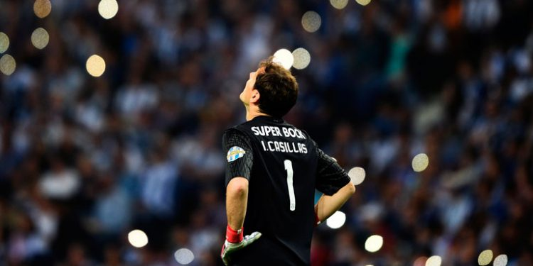 "Casillas: ""Me da pena que mi carrera no acabara como me hubiera gustado"""