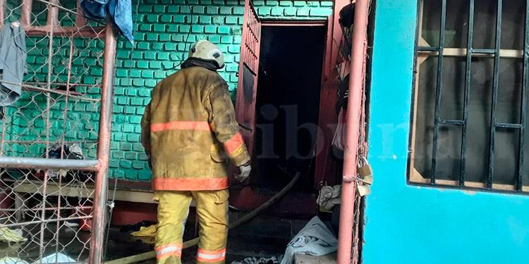 Reportan un incendio en cárcel de Danlí, El Paraíso