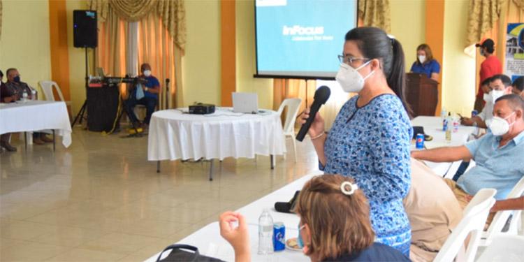 INSEP: Supervisan manejo de pandemia en Yoro