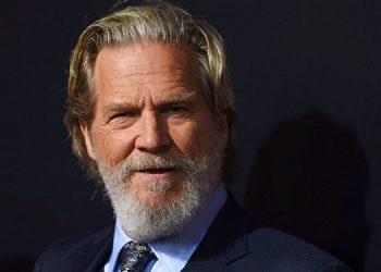 Actor Jeff Bridges dice que tiene linfoma, cita buen pronóstico