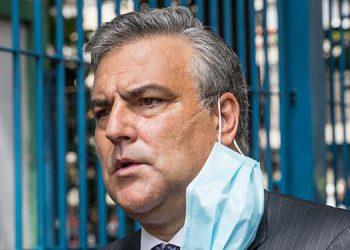 El embajador de España en Venezuela, Jesús Silva. EFE