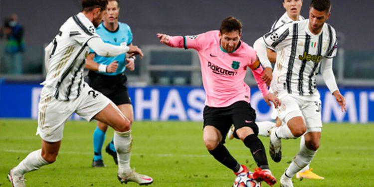 Barça y Messi mandan en Turín