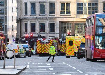 Acortan la condena del preso que redujo al terrorista del puente de Londres