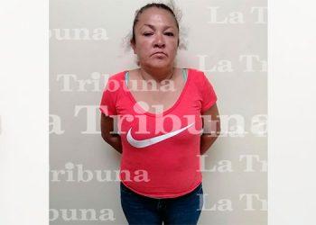 Mujer es capturada por maltratar a su progenitora en la capital