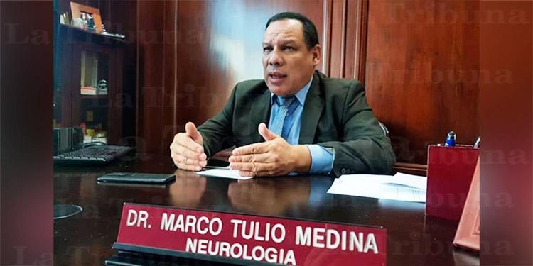 Marco Tulio Medina: Eta vino a agudizar el problema de salud pública