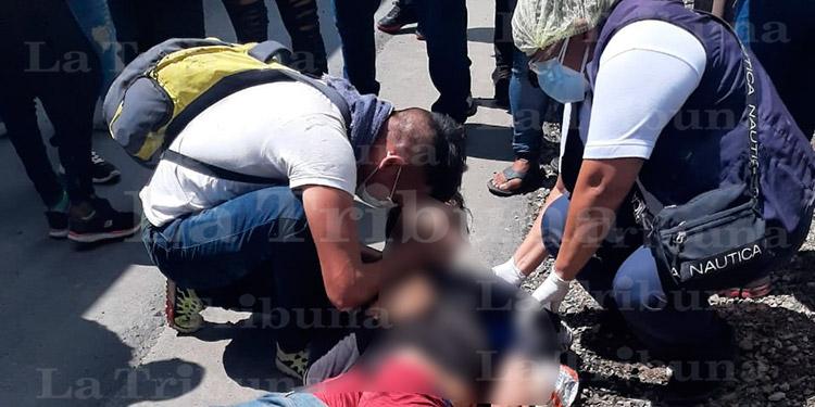Buscan a familia de migrante muerto para entregar su cadáver