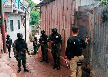 Allanan vivienda en Tegucigalpa en busca de pornografía infantil