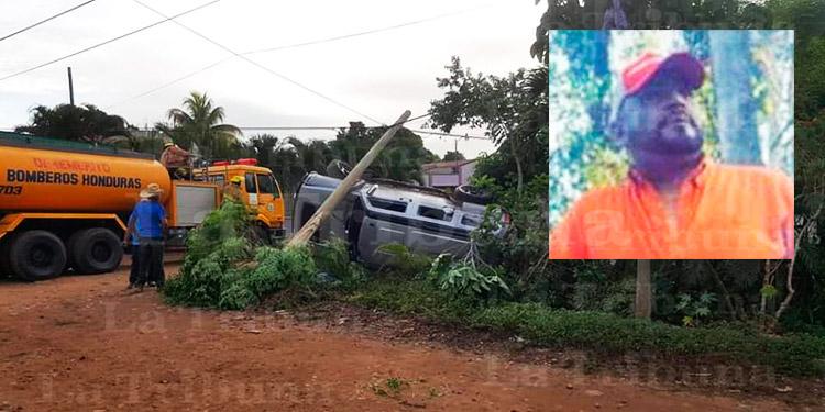 Tras persecución sicarios matan a un hombre en Olancho