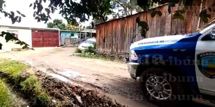 Sicarios en motocicleta matan a taxista en Tegucigalpa