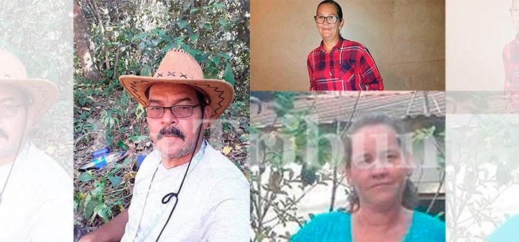 Muere ahogado precandidato alcalde liberal y dos acompañantes en Olancho