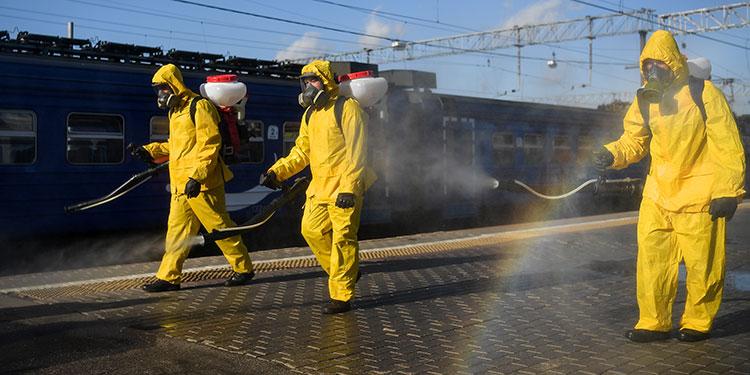 """La pandemia de COVID-19 está """"lejos de haber terminado"""""""