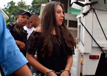 """Jansseni Suazo Ponce, alias """"La Mala"""" fue capturada el 17 de abril en la colonia Flor del Campo."""