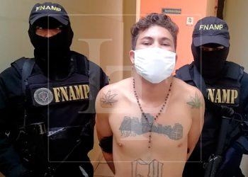 Cae un miembro de la banda de 'Los Puchos' en Tegucigalpa
