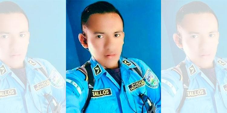 Agente policial aparece muerto en una aldea del departamento de Olancho
