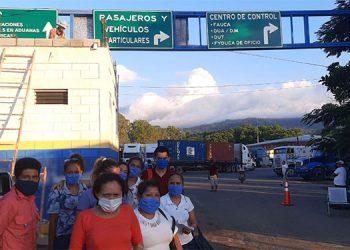 Hasta la fecha la Cancillería, a través de su representación diplomática y consular, hasta el mes de agosto, retornó a cerca de 16,400 hondureños.