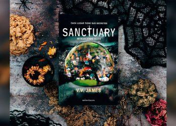 Brujas, secretos y un asesinato envuelven la novela británica 'Sanctuary'