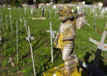 Italia: Aparecen nombres de mujeres en tumbas de fetos