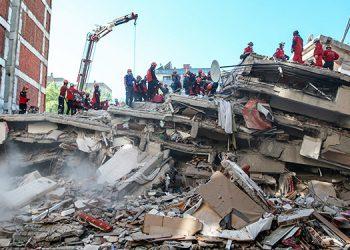 Sube a 35 la cifra de muertos por el terremoto en Turquía