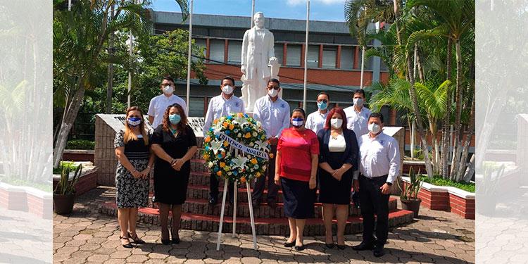 UPNFM celebra a Morazán con un llamado a la libertad y educación gratuita