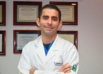 """Dr. Fernando Valerio médico intensivista: """"Hay que hacerle """"pressing"""" al coronavirus"""""""