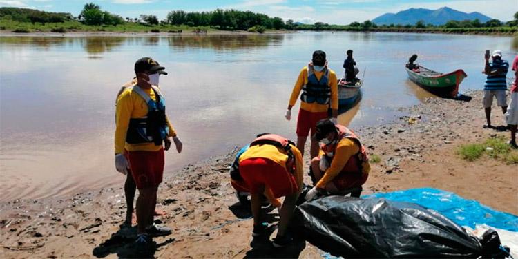 Más ahogados rescatan los bomberos de ríos