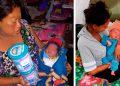 Se registra los nacimientos de dos bebes en albergues de Cortés y Santa Bárbara