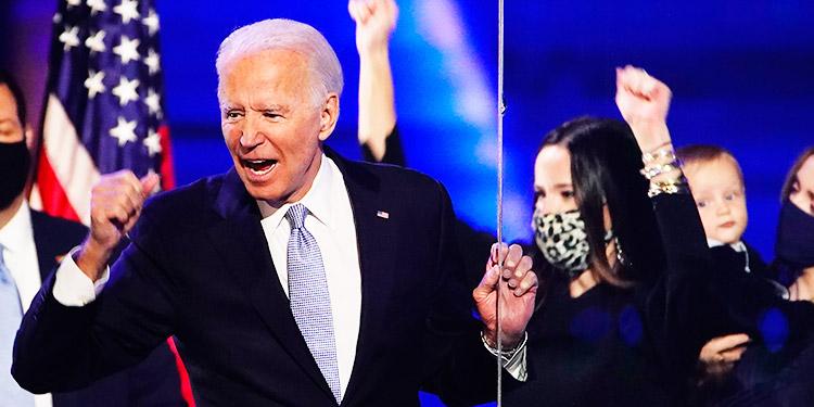Biden, segundo católico en ser elegido presidente, recibe apoyo episcopal