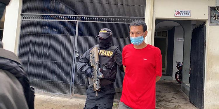 """""""Carmelo"""" y """"El Chele"""" caen acusados de sicariato"""