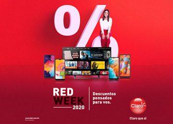 Aprovecha la esperada Red Week con los mejores descuentos del año que estarán disponibles a partir del 02 de noviembre a nivel nacional.