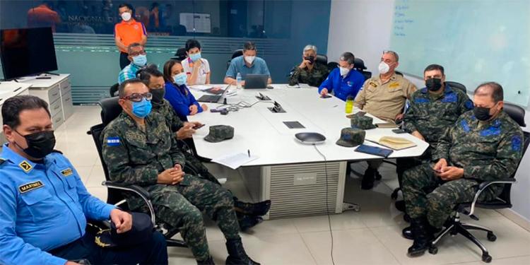 COPECO y Cenaos alertan sobre ingreso de nuevo ciclón a Honduras