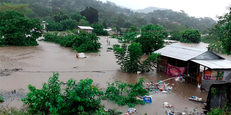 Copeco confirma dos muertos por tormenta Eta y un tercero por confirmar