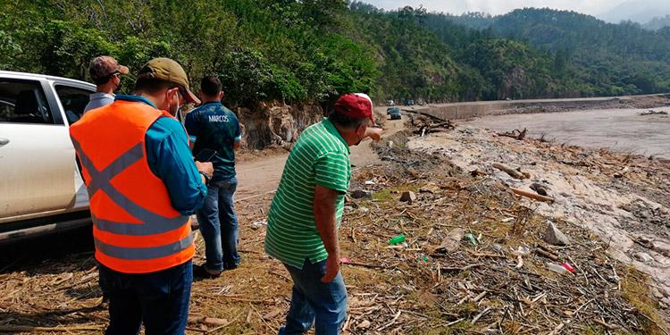 Los daños se cuantifican en puentes destruidos, casas colapsadas, destrucción en los sistemas de agua y energía eléctrica y pérdidas de cultivos.