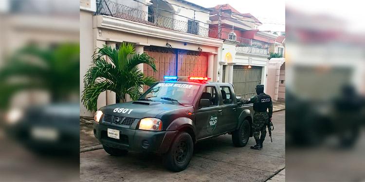 'Escudo Regional' contra pandillas en Centroamérica suma 230 detenidos