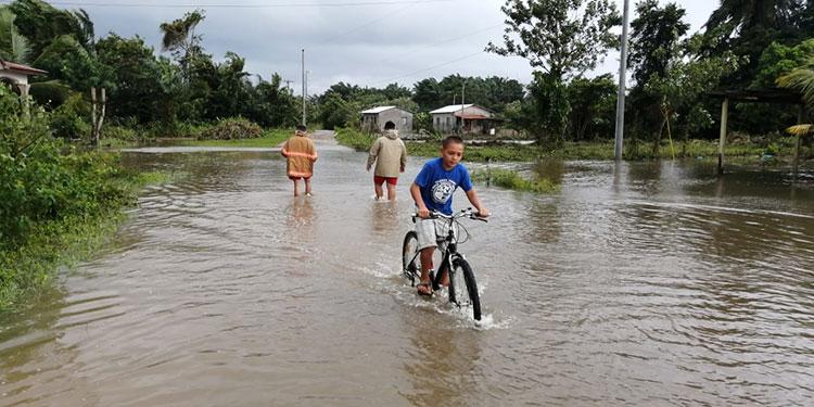 Copeco: Lluvias continuarán hasta el jueves en la zona norte