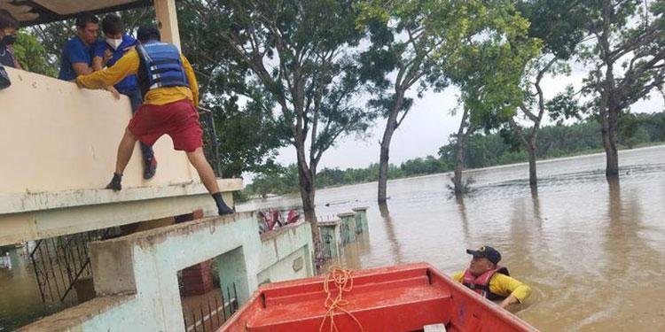 Rescatan más de 41 mil personas