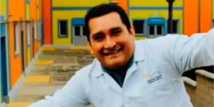 Fallece otro médico por COVID-19en San Pedro Sula
